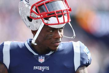 "Patriots WR Josh Gordon: ""I Feel As Comfortable As Ever Here"""