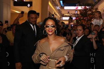 "Rihanna Reveals Her ""Secret Weapon"" After Surprising Fans In Singapore"