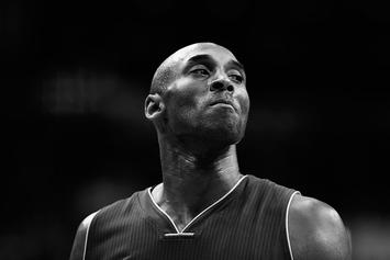 """Kobe Bryant """"No Flinch"""" Gif Ruined After Overhead Footage Surfaces"""
