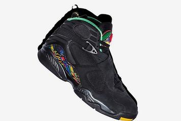 "Air Jordan 8 ""Tinker"" Inspired By Nike Air Raid: First Look"