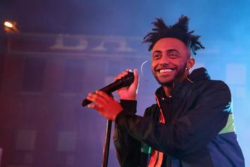 "Amine's Proud That ""Superhero"" Rihanna Is A Fan Of His Music"