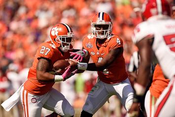 Former Clemson RB CJ Fuller Dies At The Age Of 22