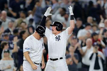 Yankees Credit NY Crowd For Providing Boost In Wild Card Victory