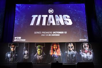 """Titans"" Renewed For A Second Season Prior To Series Premiere"