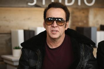 Nicolas Cage's Former Girlfriend Accuses Him Of Abuse In Vienna