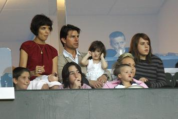 """Tom Cruise Hasn't Seen Daughter """"In Years"""" Because Of Scientology: Report"""
