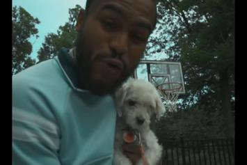 """Dave East Smokes Good & Hugs A Puppy In """"Yes Indeed (East Mix)"""" Video"""
