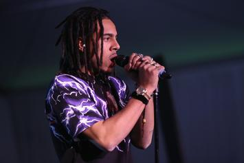 Vic Mensa Allegedly Disses XXXTentacion At BET Awards With X's Mom In Attendance