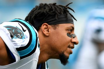 Eric Reid, Kaepernick's Ally, Kneels In First Game With Carolina Panthers