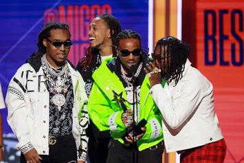 "Migos Confidently Call Themselves The ""Greatest Of All Time"""