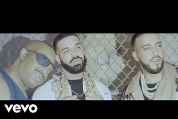 "French Montana & Drake's ""No Stylist"" Full Of Cameos Including A$AP Rocky, & More"