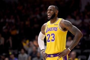 LeBron James Says He Shares Wine With His 14 & 11 Year Old Sons