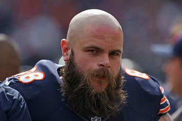 Indianapolis Colts' Matt Slauson Reportedly Played Through Broken Spine