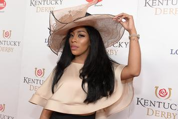 """K. Michelle Is Salty Idris Elba """"Didn't Defend"""" Her When People Questioned Their Relationship"""