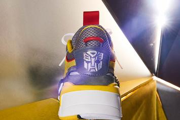 Transformers x PUMA Sneaker Collection Coming Soon