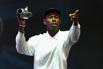 "Tyler, The Creator Shares 2-Disc Instrumental Version Of 2015's ""Cherry Bomb"""