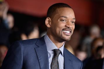 Will Smith Thanks Bad Bunny For Giving Him A New Mantra For Meditation
