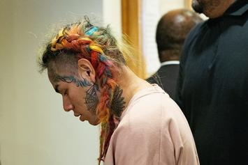 Tekashi 6ix9ine Turned Away At Bellator 208 Event Due To Barclays Center Shooting