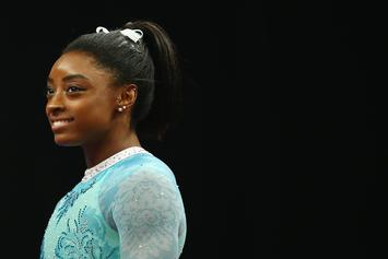 Simone Biles Voices Displeasure With New CEO Of USA Gymnastics