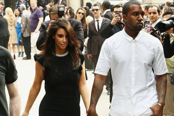 "Kanye West & Kim Kardashian Given New African Names By ""Dictator"" In Uganda"
