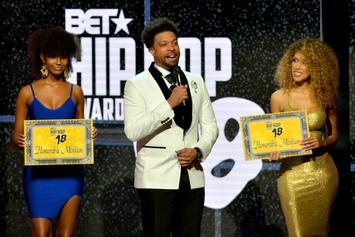 """Drake Dissed By DeRay Davis At BET Awards: """"Send The N**** Who Wrote Your Shit"""""""