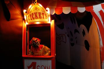 Haunted House Employees Allegedly Forced Visitors Into Rape Scene