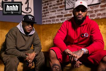 "Dave East & Styles P Bridge The Gap: ""I Listen To Biggie & Future"""