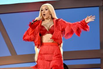 Cardi B Asks Ladies How To Deal With Post-Birth Stomach Marks