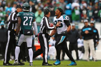 "Eric Reid Calls Eagles' Malcolm Jenkins A ""Sellout"" After Pre-Game Clash"