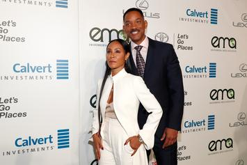 Jada Pinkett Smith Says She And Husband Will Smith Don't Compete