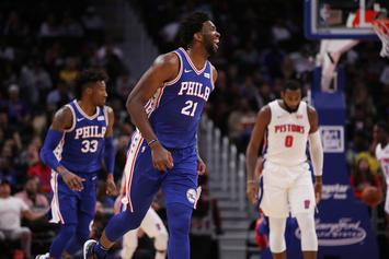 "Joel Embiid On Andre Drummond: ""I Own A Lot Of Real Estate In His Head"""