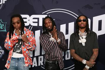 """Migos Sued For Ripping Off """"Walk It Talk It"""": Report"""