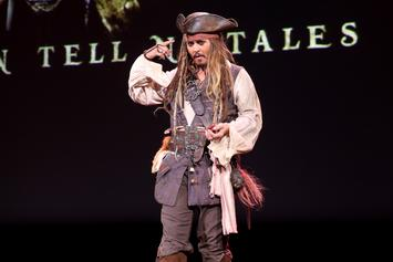 """Disney Is Considering """"Pirates Of The Caribbean"""" Reboot Written By """"Deadpool"""" Scribes"""