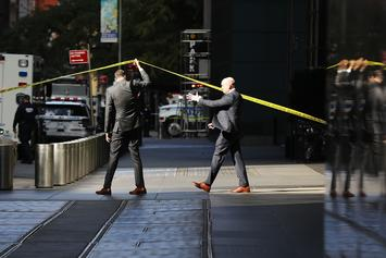 "CNN Offices In NY Evacuated After Receiving ""Suspicious Package"""