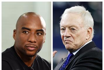 "Charlamagne Tha God Labels Jerry Jones ""Most Racist Owner"" In The NFL"
