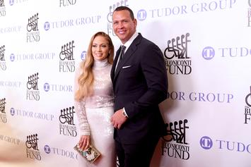 Jennifer Lopez And Alex Rodriguez Spark Engagement Rumors With Instagram Post