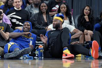 """DeMarcus Cousins To Be Used In A """"David West Role"""" Upon Return From Injury"""
