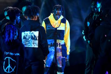 Travis Scott Accused Of Failing To Get Insurance For Show Ending In Fan's Paralysis: Report