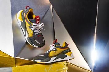 PUMA x Transformers Sneaker Collection Coming Soon: New Images