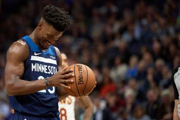 Jimmy Butler Sitting Out Tonight, Could Lead To Extended Absence: Report