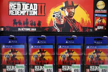 """Red Dead Redemption 2"" Had A Bigger Opening Weekend Than ""Avengers: Infinity War"""