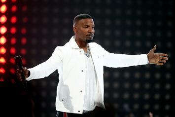 Jamie Foxx & Katie Holmes Engagement Rumours Are Not True