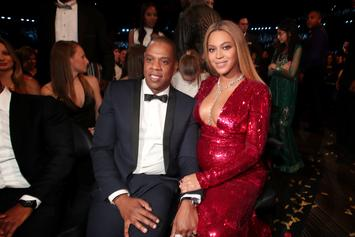 Beyonce & Jay Z Channel Olympic Athletes For Couple Halloween Costume