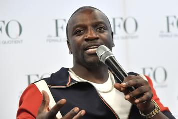 "Akon ""Seriously"" Considering Running For President Against Donald Trump In 2020"