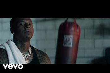 "Moneybagg Yo & Future Take Over The Boxing Gym In ""OKAY"" Video"
