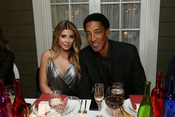 Larsa Pippen Reportedly Files For Divorce From Scottie Pippen