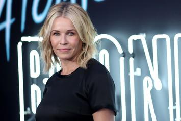 Chelsea Handler Gets Naked To Bring Out The Vote