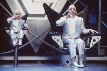"""Dr. Evil Vows To """"Make America Evil Again"""" On """"The Tonight Show With Jimmy Fallon"""""""
