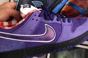 """Concepts x Nike SB Dunk Low """"Purple Lobster"""" Coming Soon: First Look"""