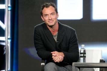 "Jude Law Compares Playing Albus Dumbledore To Starring In ""Captain Marvel"""